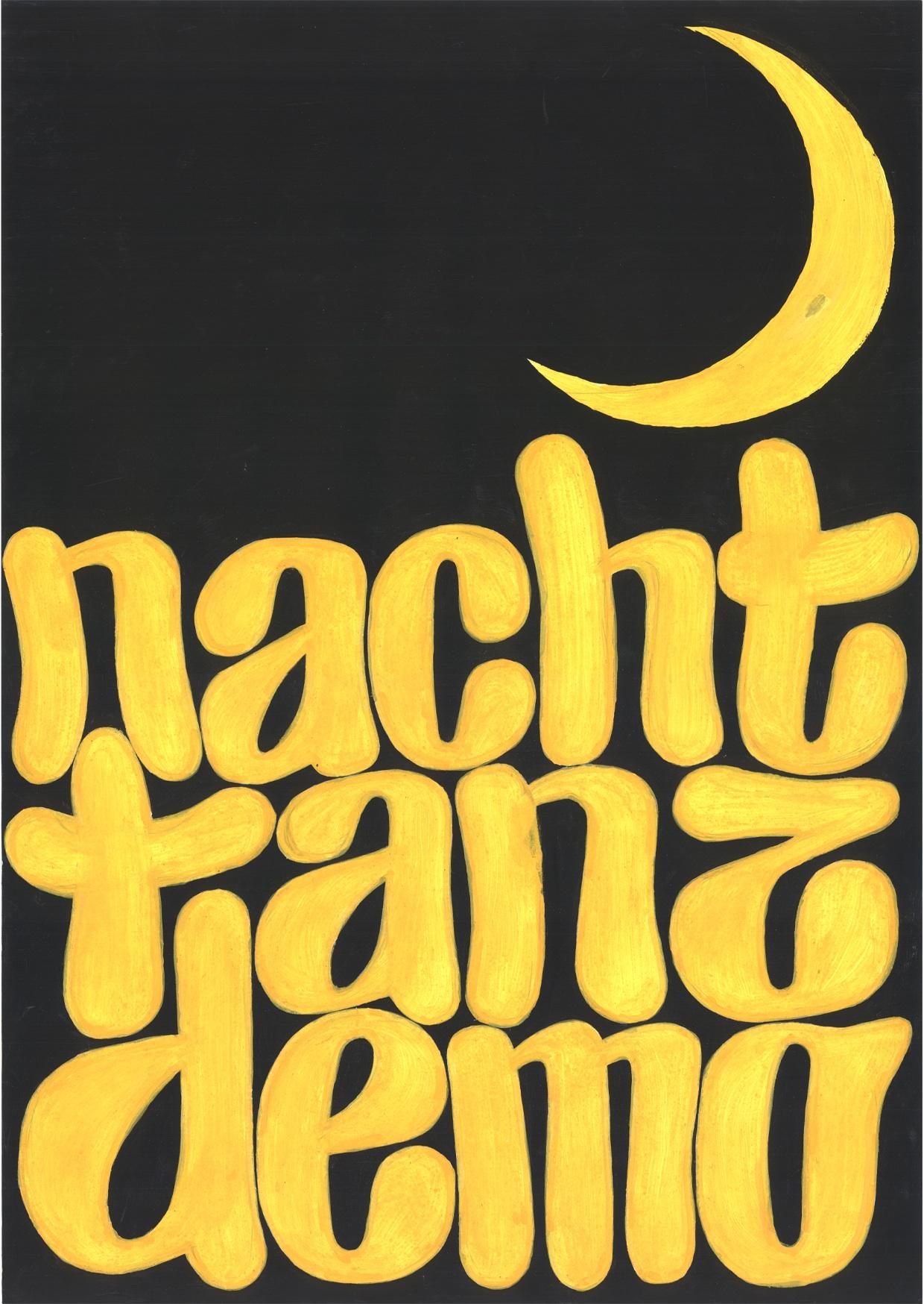 Nachttanzdemo Dresden